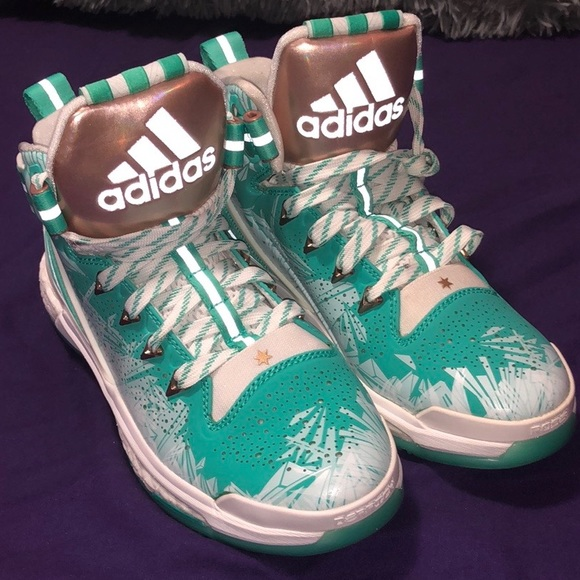 adidas d rose 6 boost christmas